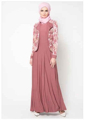 Rekomendasi Contoh Baju Muslim Modern 2016 Mymutif